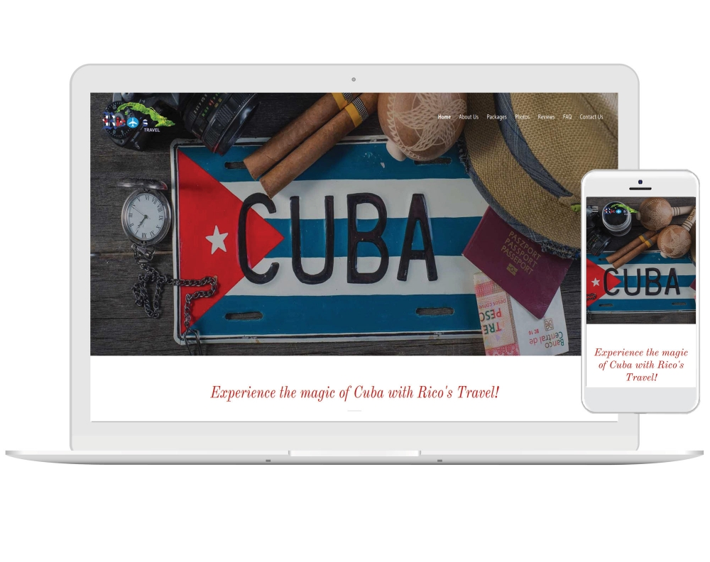 Rico's Travel Cuba